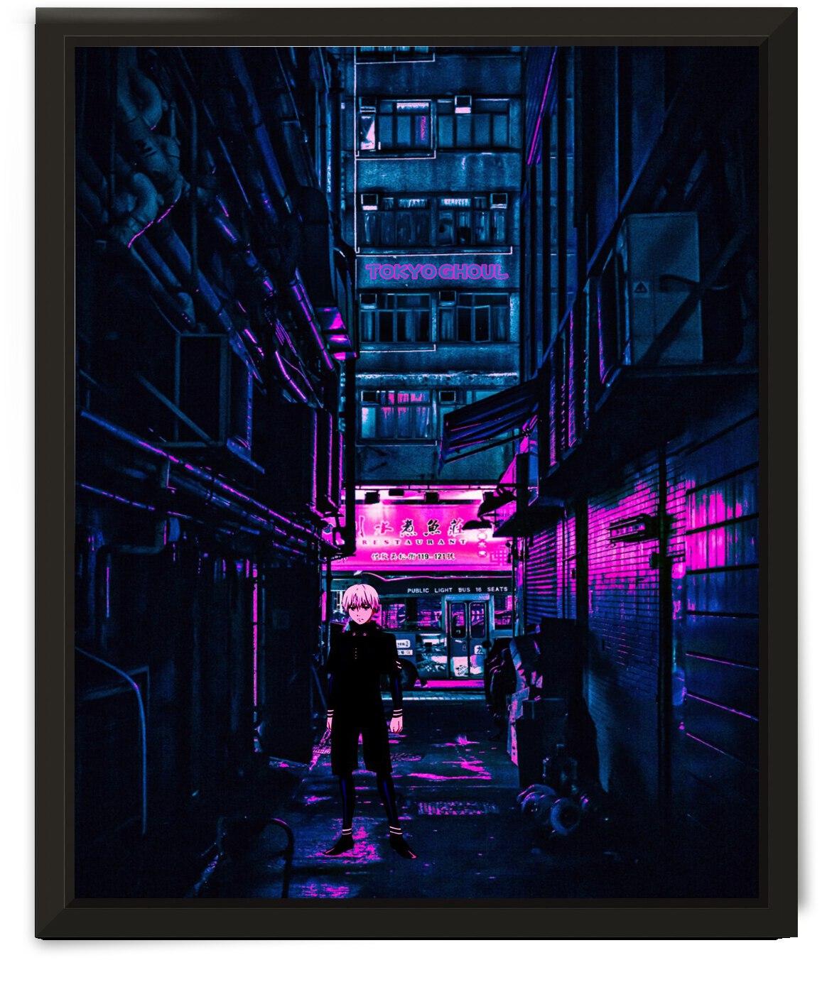 Ken Kaneki Tokyo Ghoul by Vicky Hanggara