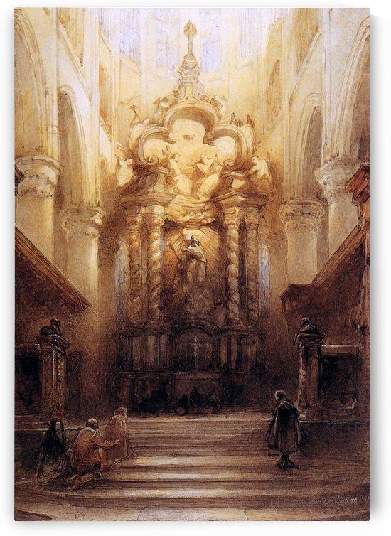 Church of Christ by Johannes Bosboom