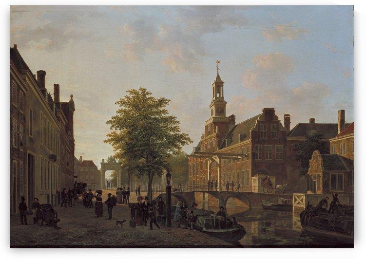 Diattaart by Johannes Bosboom