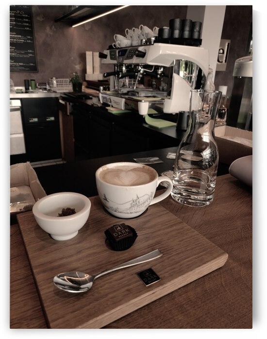 Latte Art Chocolate by JulesSnow