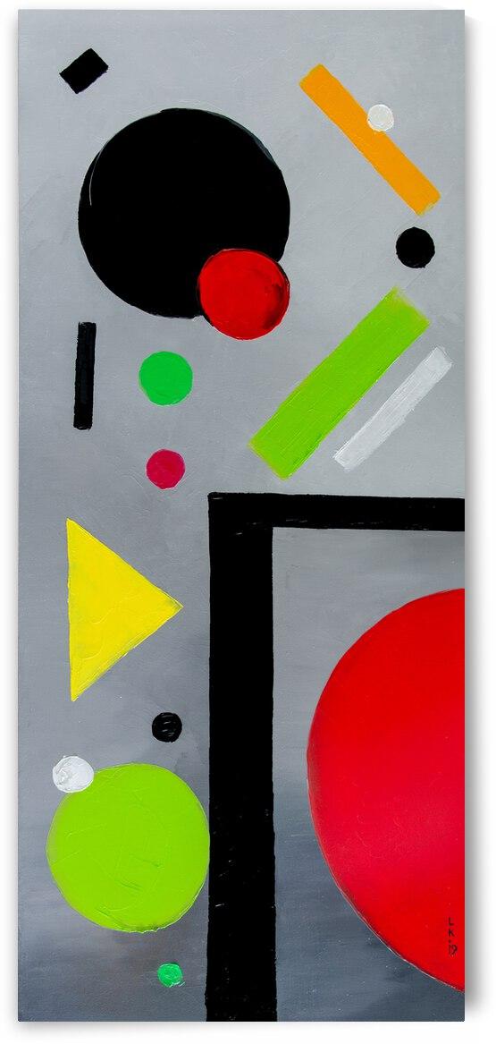 Fun geometry by Liubov Kuptsova