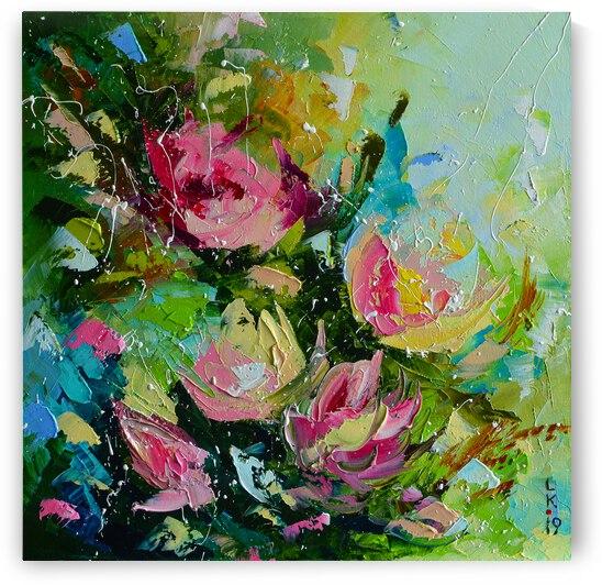 Flowers fantasy by Liubov Kuptsova