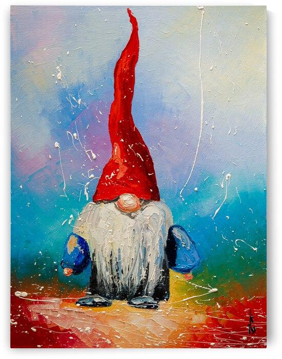 Im gnome by Liubov Kuptsova