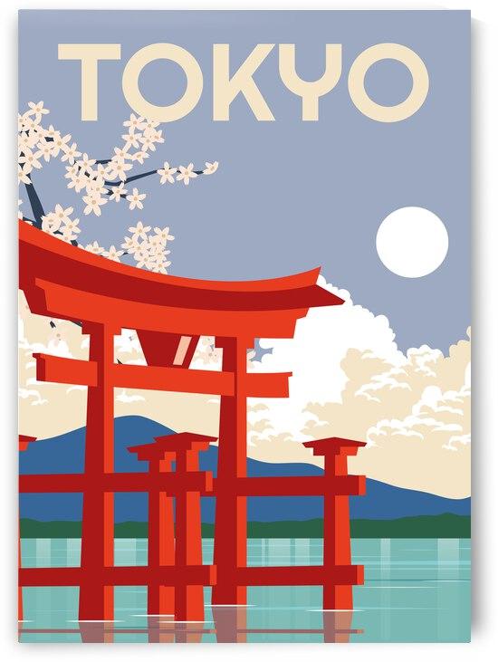 Tokyo by SamKal