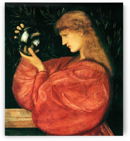 Astrologia by Sir Edward Coley Burne-Jones
