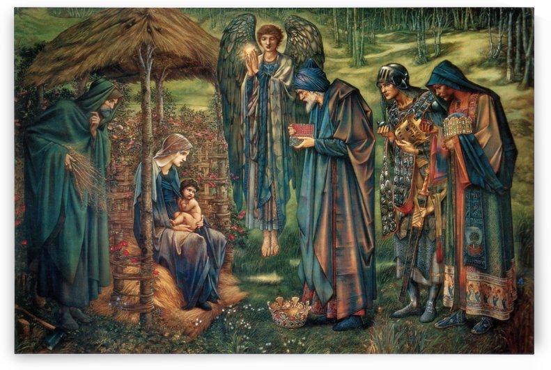 Star of Bethlehem by Sir Edward Coley Burne-Jones