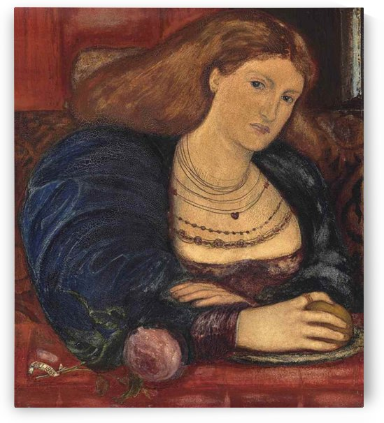 Viridis of Milan by Sir Edward Coley Burne-Jones