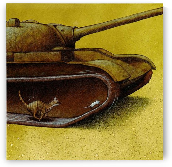 driving gear by Pawel Kuczynski