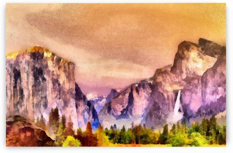 Yosemite park2 by Sam Rad