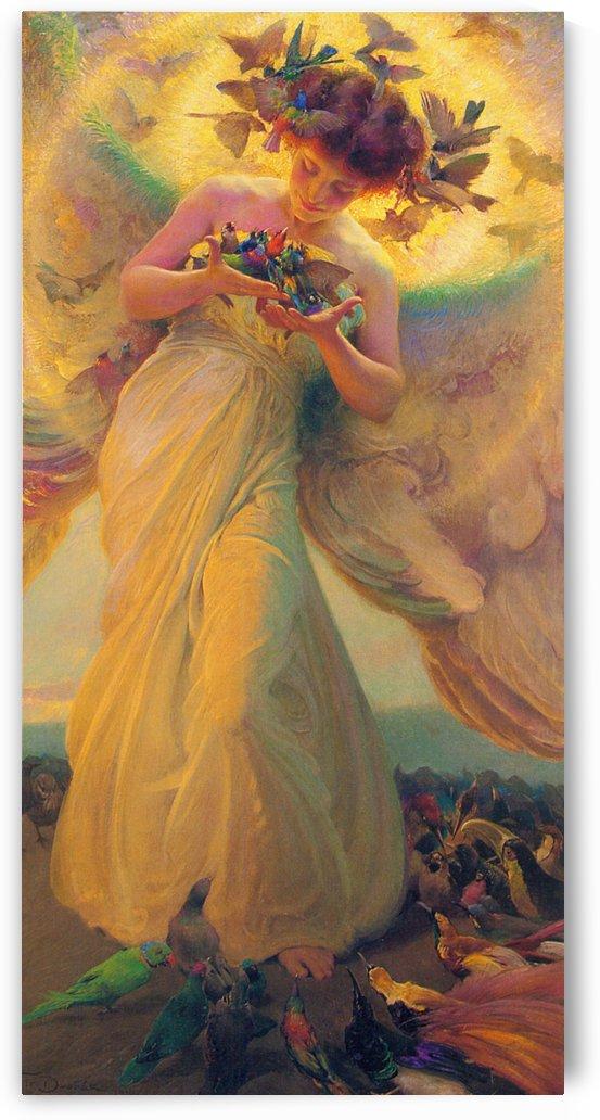 Angel by Franz Dvorak