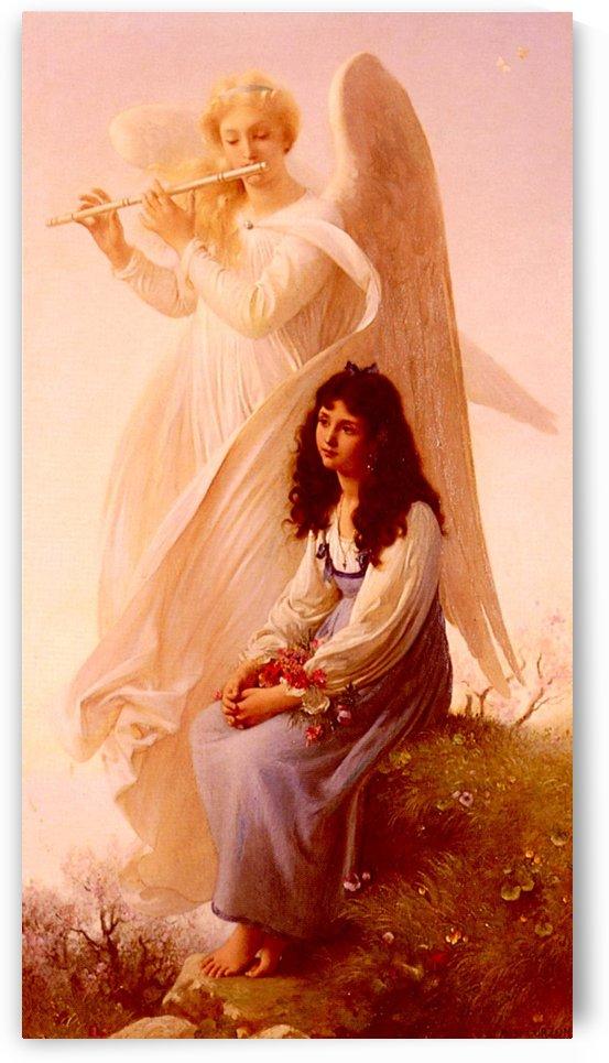 The Angel of the Birds by Franz Dvorak