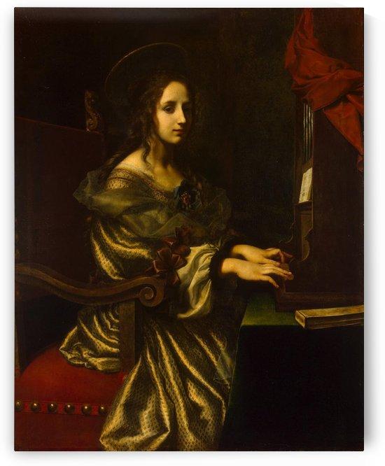 St Cecilia by Carlo Dolci