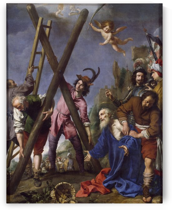 The Martyrdom of St Andrew by Carlo Dolci