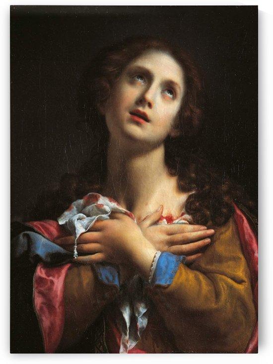 Sant Agata by Carlo Dolci