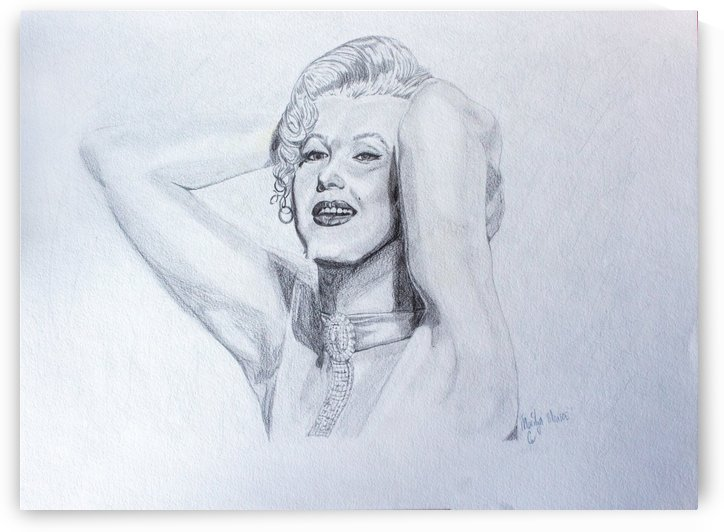 Marilyn by Crystal Wacoche