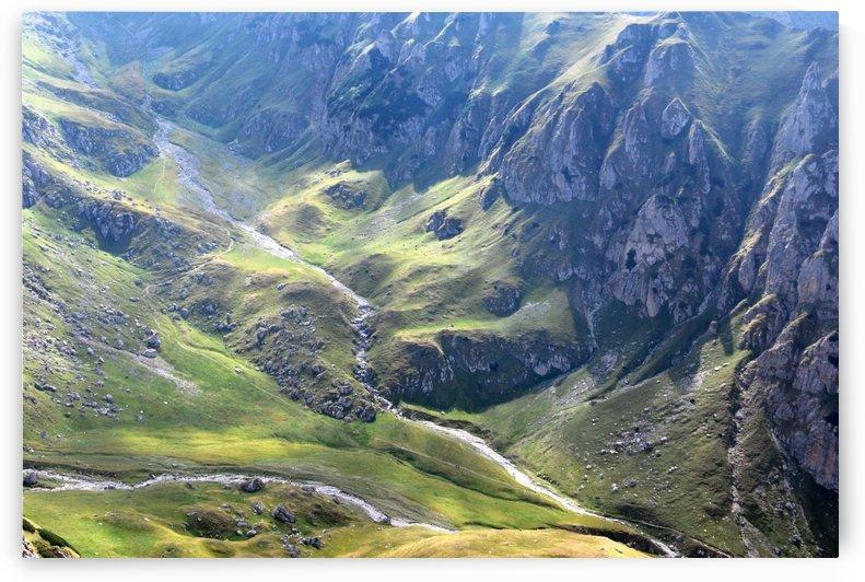 Fantasy landscape by Adrian Ulmeanu