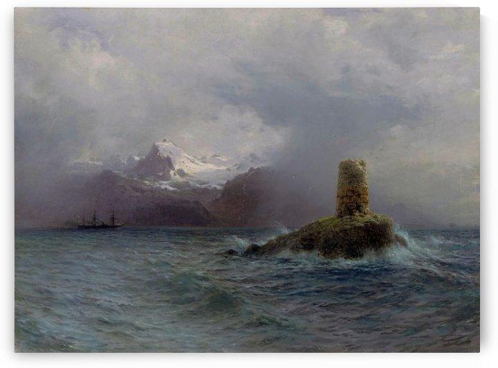 Lofoten Island by Lev Lagorio