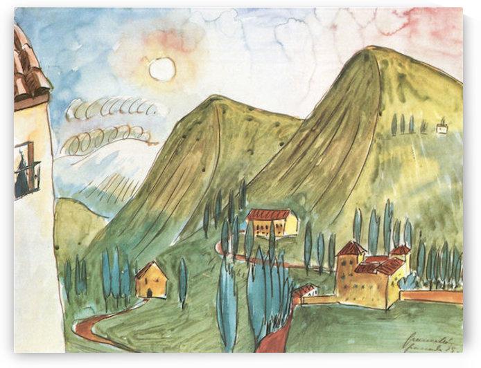 Granada by Walter Gramatte by Walter Gramatte