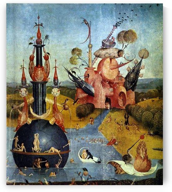 Gates by Hieronymus Bosch