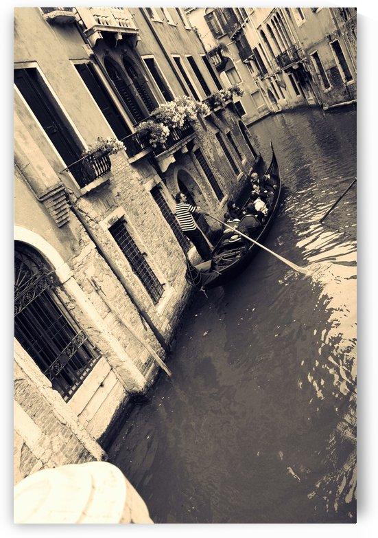 Gondola by Michaela Bottkova