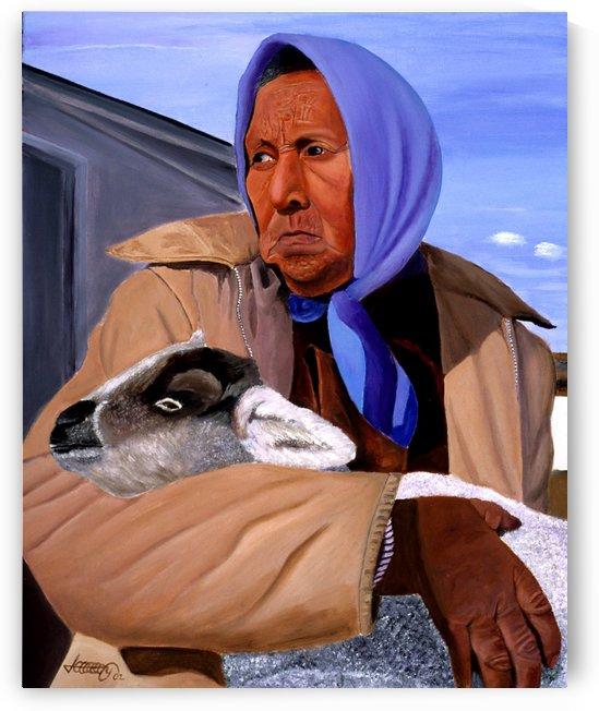 Native Guardian by Bella Visat Artist