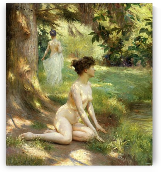 Sunlight by Julius LeBlanc Stewart