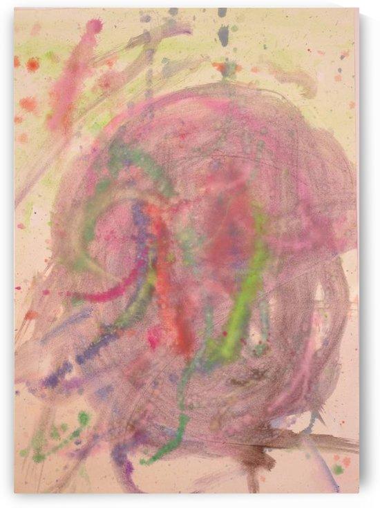 Untitled 1 (Joan Miro tribute) by Alice Banciu