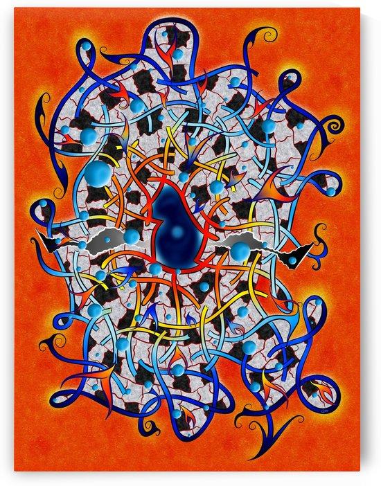 Amistedos V2 - digital art by Cersatti Art