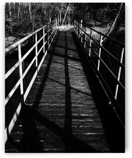 Old Bridge by Victor F Rodriguez Jr