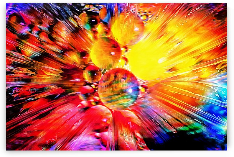 Color Flow B by Simon Maxx Gallery