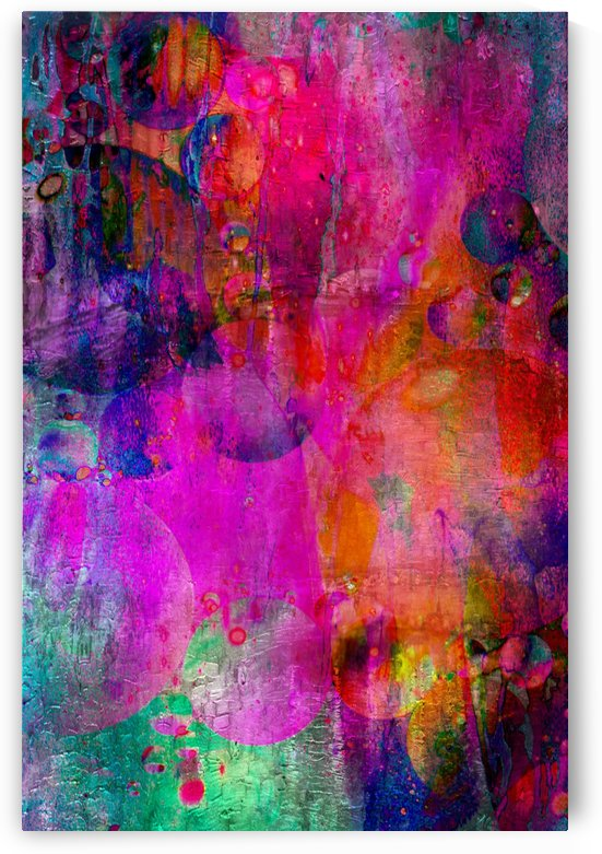 Color Flow I by Simon Maxx Gallery