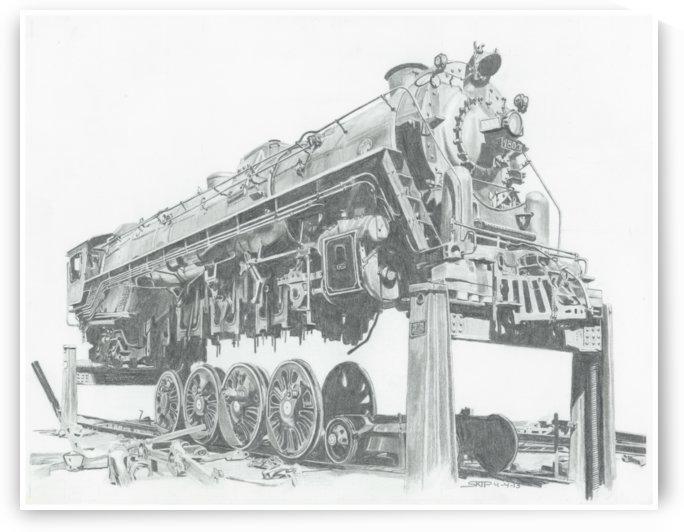Trainwork by Skip