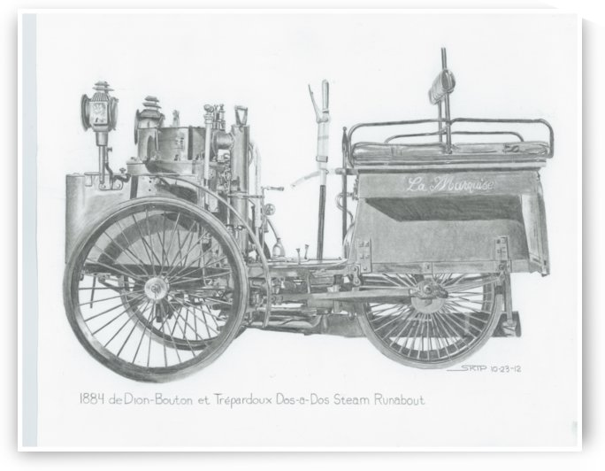 1884 Runabout by Skip