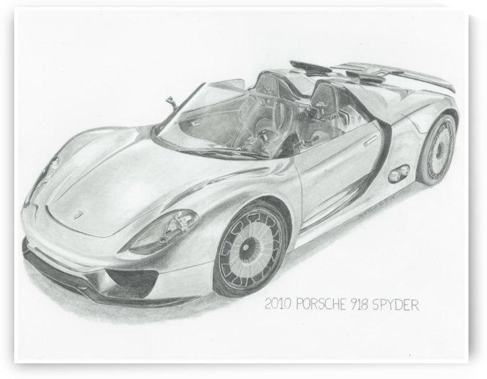 2010 Porsche Spyder by Skip
