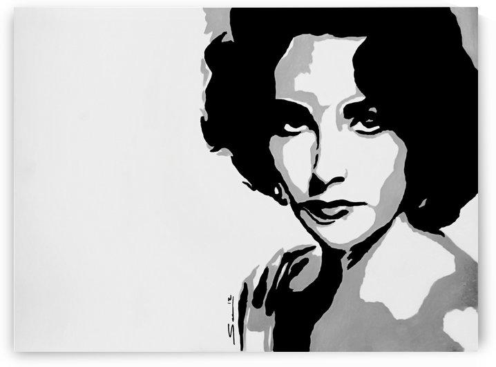 Elizabeth Taylor by Simon Maxx Gallery