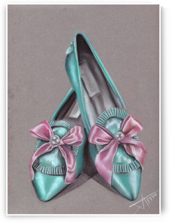 MARIE's SHOEs by Salma Nasreldin