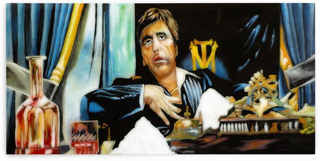 Tony Montana by Simon Maxx Gallery