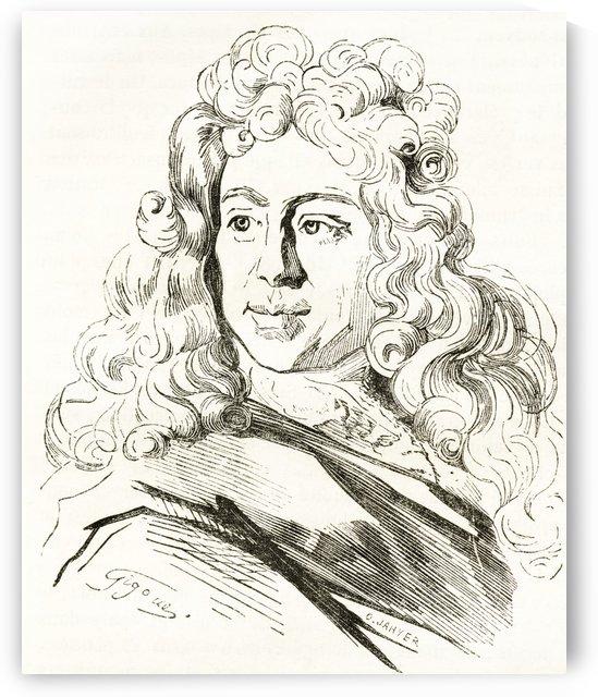 Isaac de Benserade, 1613 by PacificStock