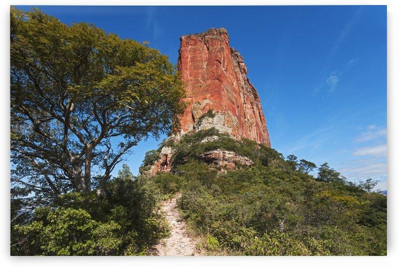 Table Mountain; Santa Cruz, Bolivia by PacificStock