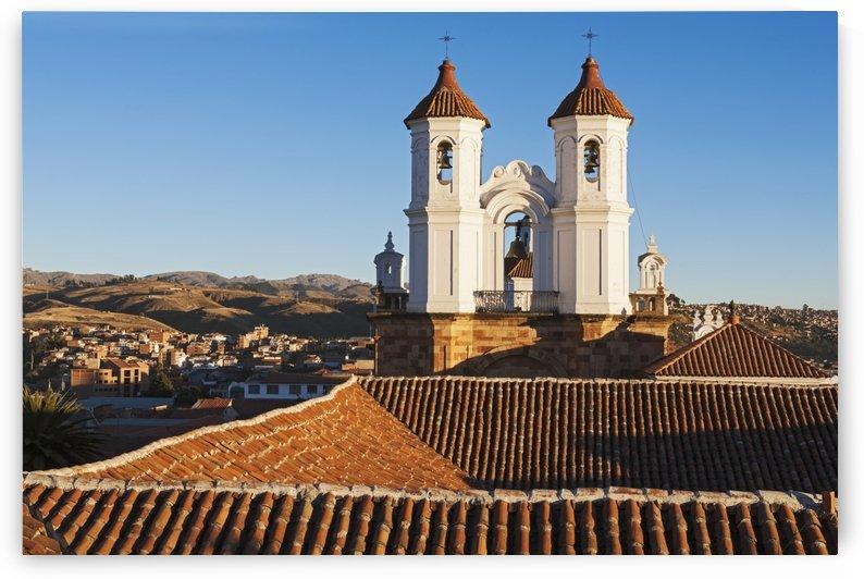 Iglesia San Felipe-Neri; Sucre, Bolivia by PacificStock
