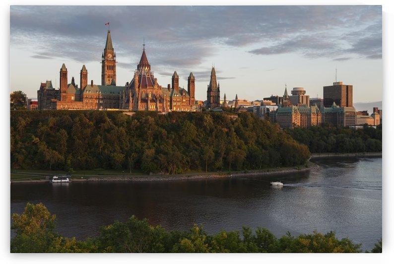 Parliament Hill; Ottawa, Ontario, Canada by PacificStock