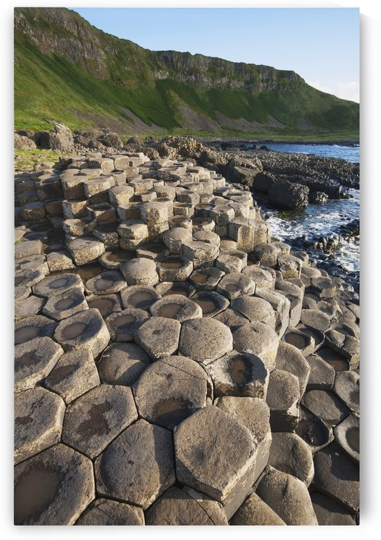 Giant's Causeway; County Antrim, Ireland by PacificStock