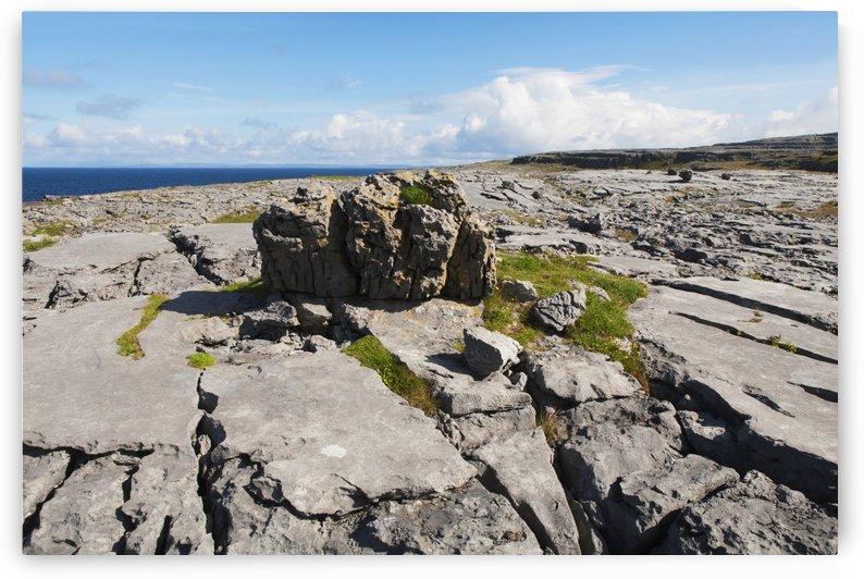 Landscape near Doolin; Burren, County Clare, Ireland by PacificStock