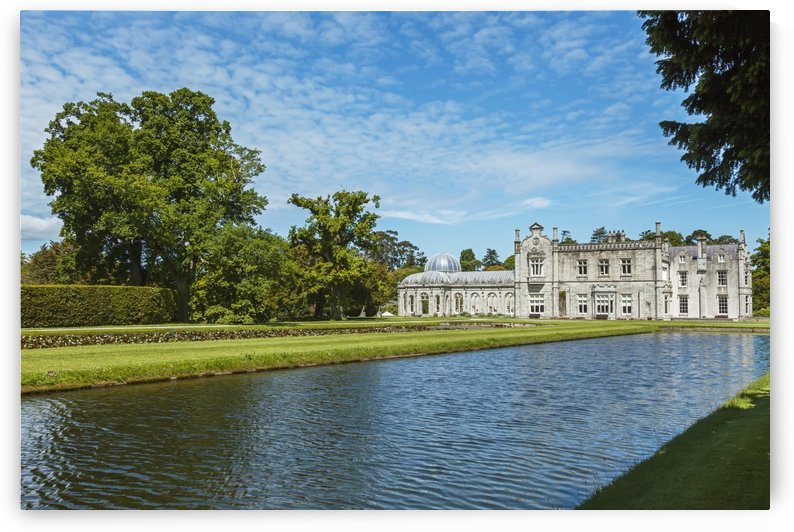 Kilruddery House and gardens; County Wicklow, Ireland by PacificStock
