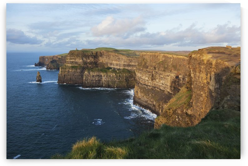 Cliffs of Moher; County Clare, Ireland by PacificStock