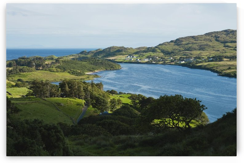 Donegal Bay; Teelin, County Donegal, Ireland by PacificStock