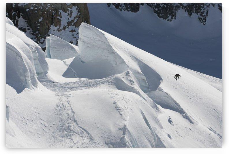 Professional snowboarder, Gigi R by PacificStock