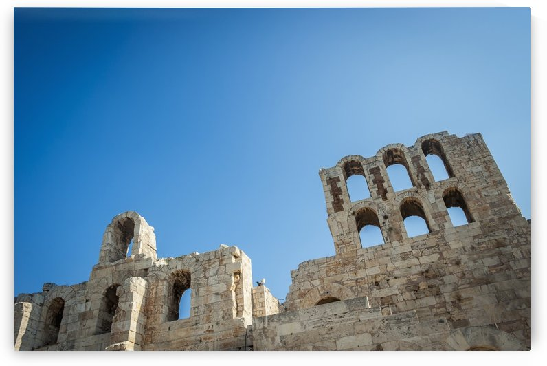 Acropolis; Athens, Greece by PacificStock