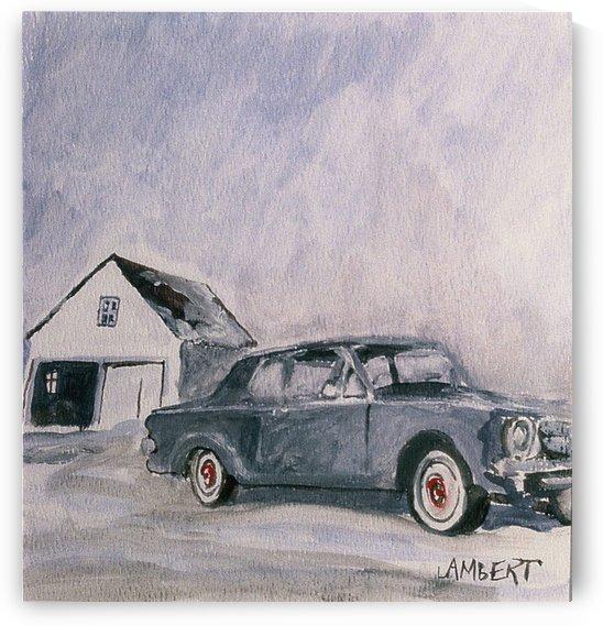 The Garage by Dominic Lambert