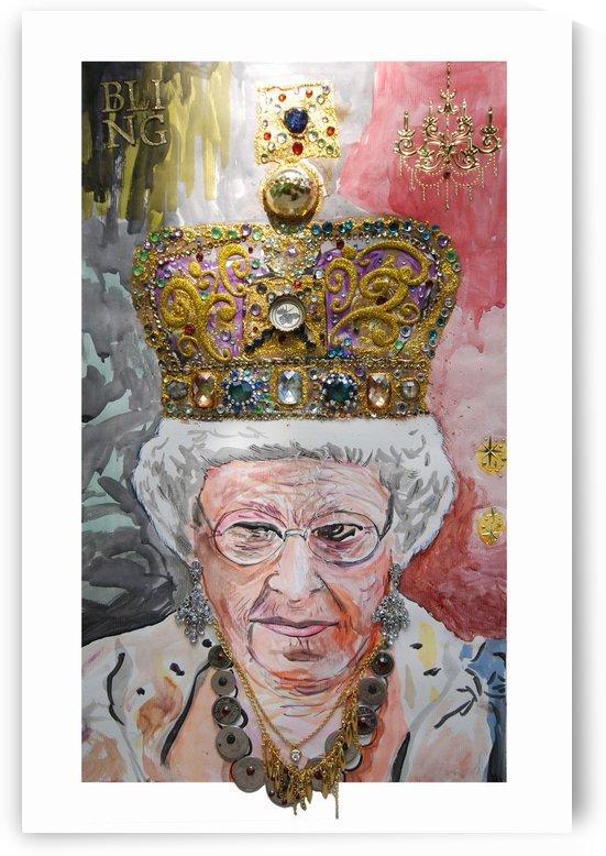 The Queen Jubilee by Dominic Lambert